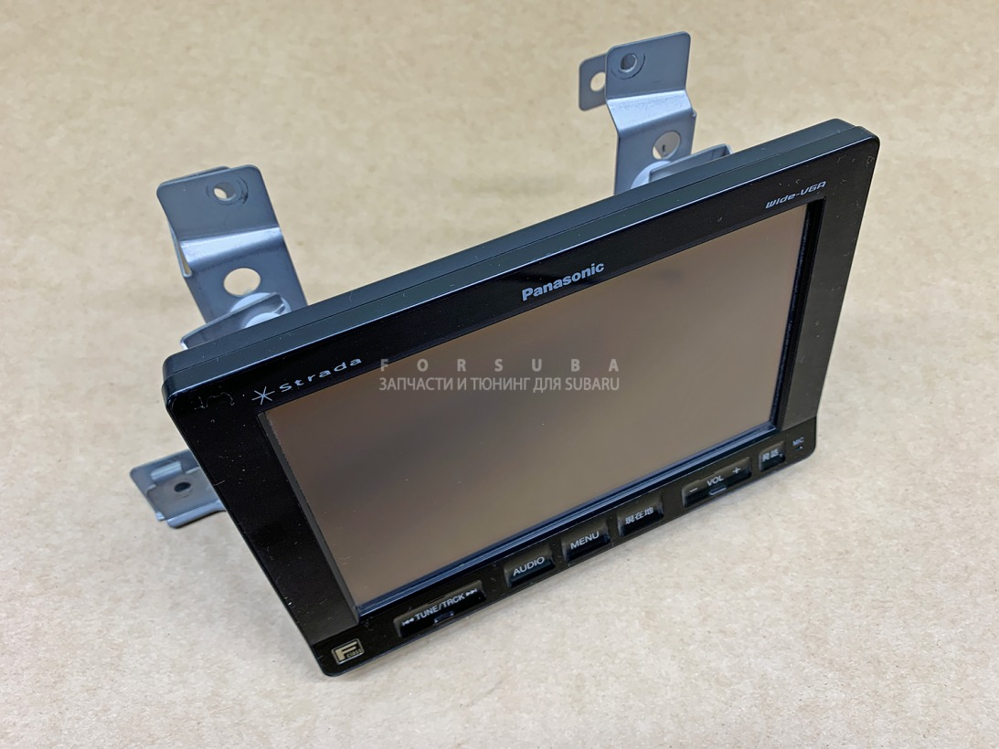 Монитор Subaru Legacy Wagon BP5 EJ20XHKDME 2007
