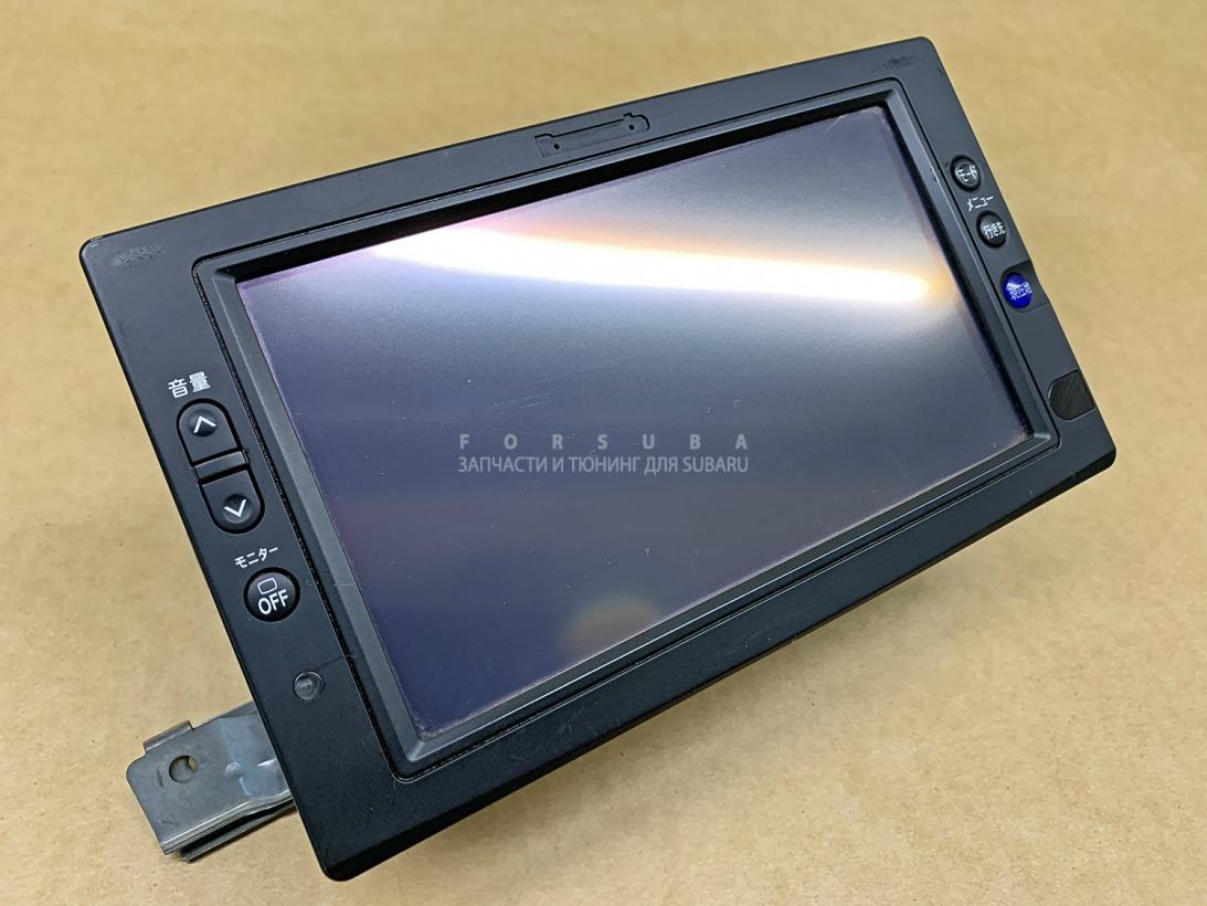 Монитор Subaru Legacy BL5 EJ20XDKCJE 2005