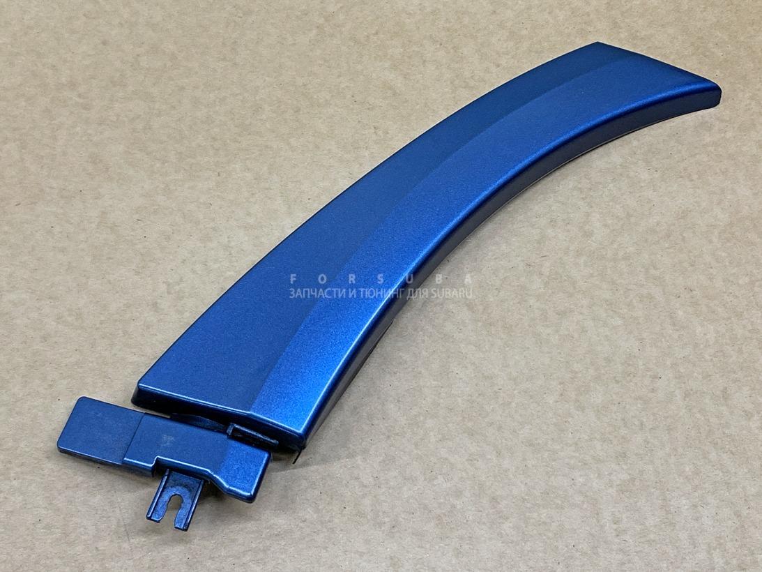 Накладка на крыло Subaru Legacy BL5 BL9 BLE BP5 BP9 BPE EJ203 EJ204 EJ20X EJ20Y EJ253 EJ255 EZ30 2006 задняя левая