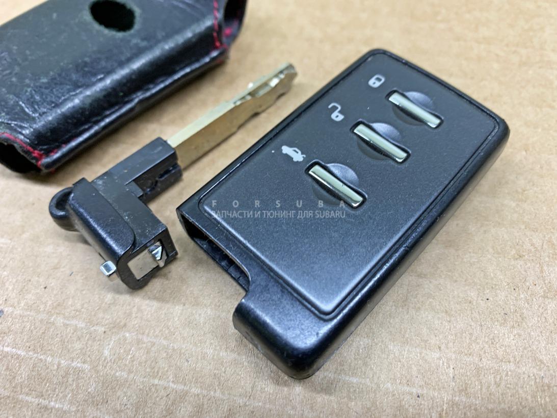 Ключ зажигания Subaru Legacy BR9 EJ255 2010