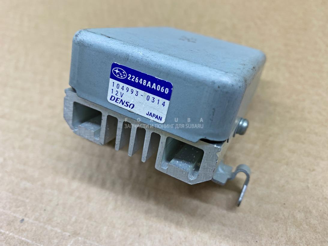 Блок управления топливным насосом Subaru Legacy BLE BPE EZ30 2006