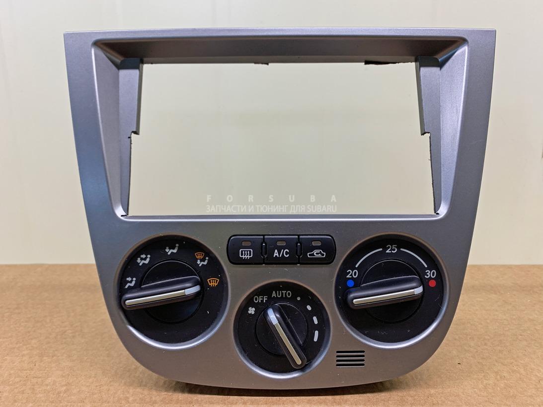 Блок управления климат-контролем Subaru Impreza GDA GGA GDB GGB EJ15 EJ205 EJ207 2004