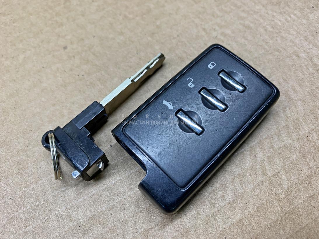 Ключ зажигания Subaru Forester SH5 SH9 SHJ EJ205HPZME 2008