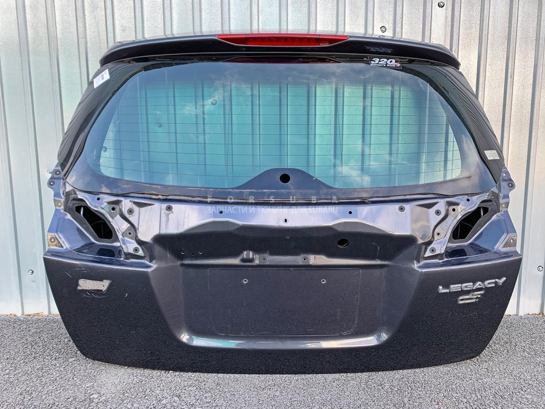 Дверь 5-я Subaru Legacy Wagon BR9 EJ253 EJ255 FB20 2010 задняя