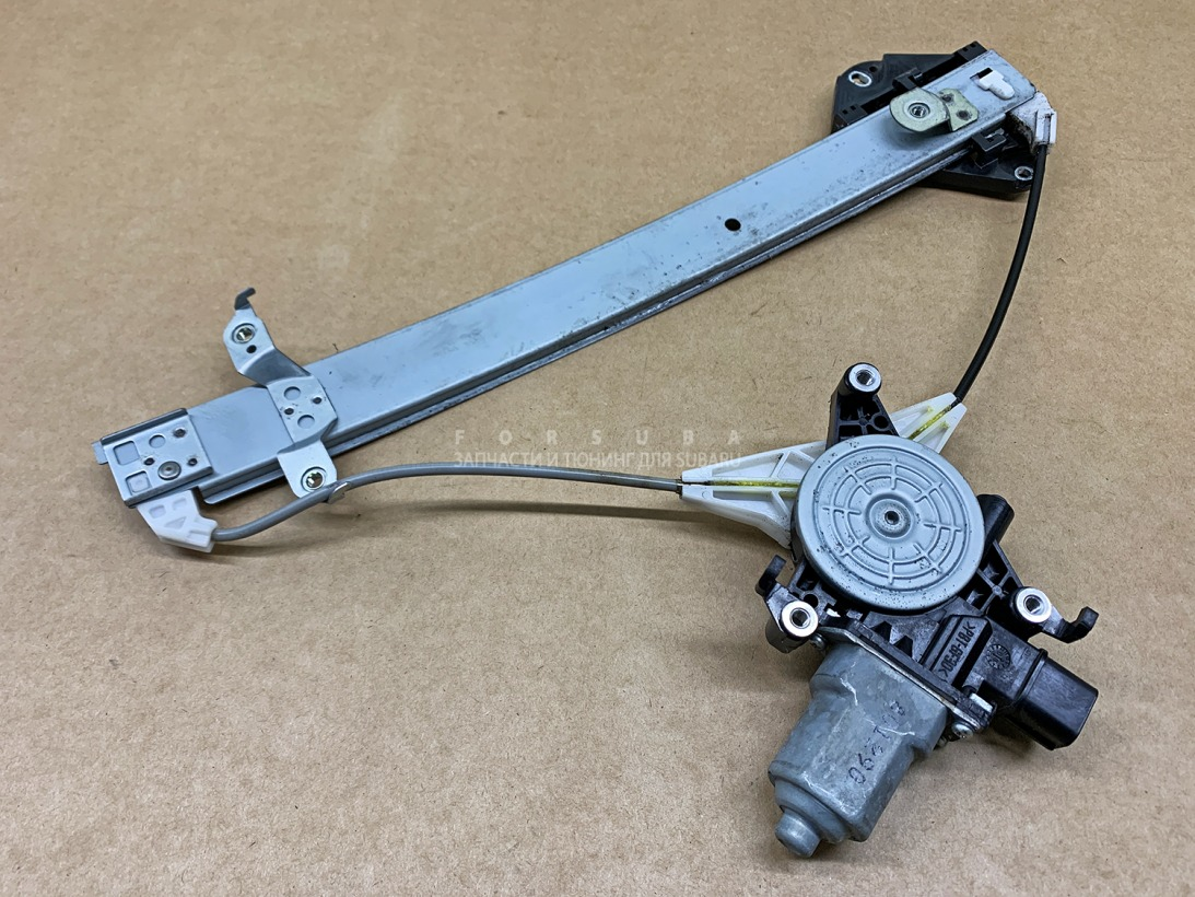 Стеклоподъемник Subaru Forester SH5 SH9 SHJ EJ205HEZME 2008 задний правый