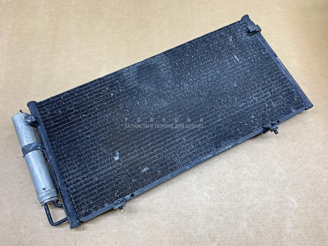 Радиатор кондиционера Subaru Impreza Wrx GDB EJ205DW6BE 2004