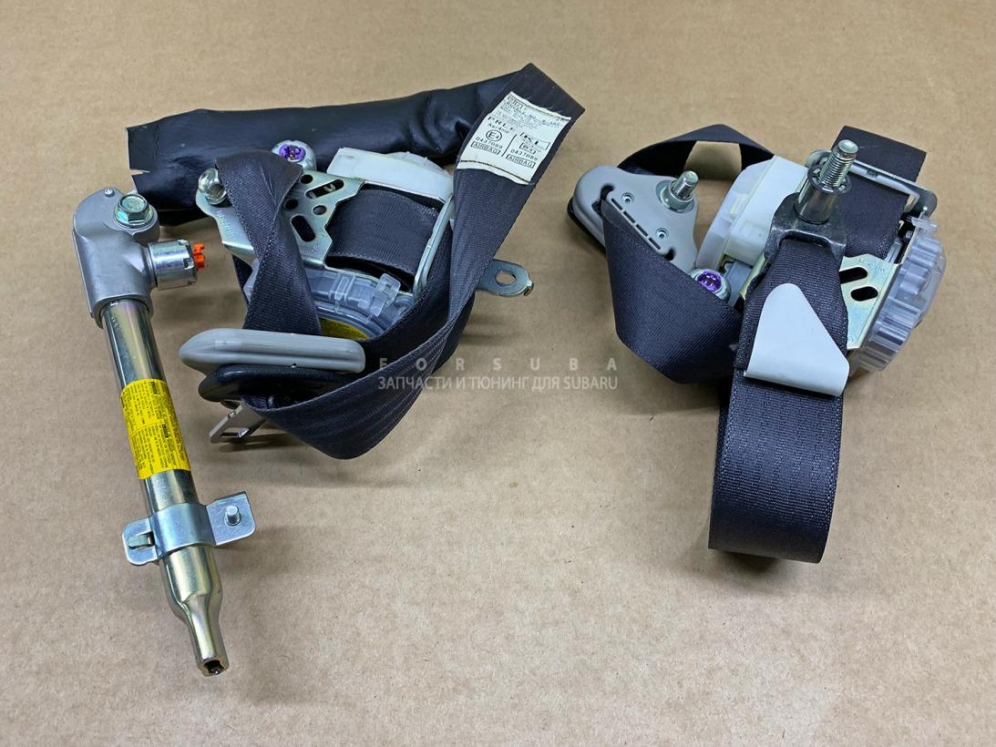 Ремень безопасности Subaru Forester SHJ SH5 SH9 FB20ASZNXA 2010 передний
