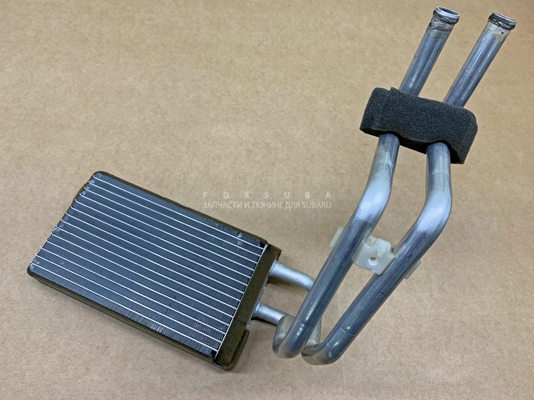 Радиатор печки Subaru Forester SG9 SG5 EJ255DGQLE 2006
