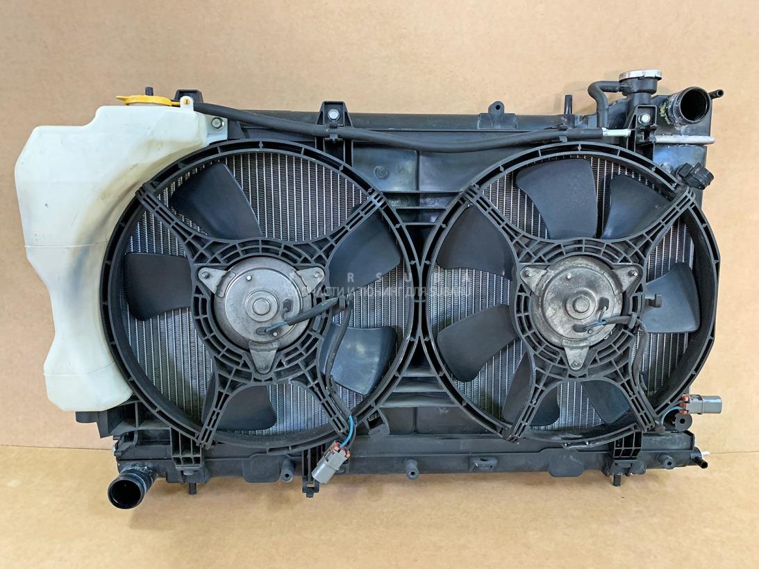 Радиатор двс Subaru Forester SG9 SG5 EJ255DGQLE 2006