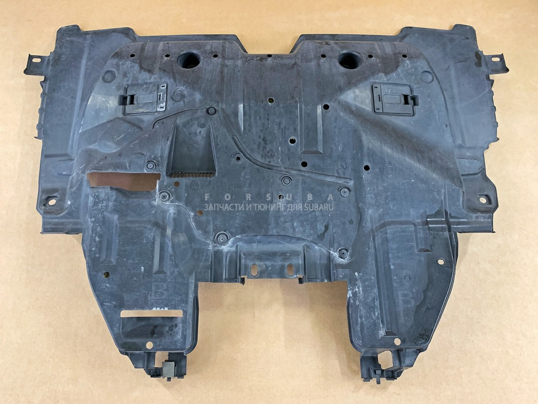 Защита двигателя Subaru Forester SG9 SG5 EJ255DGQLE 2006