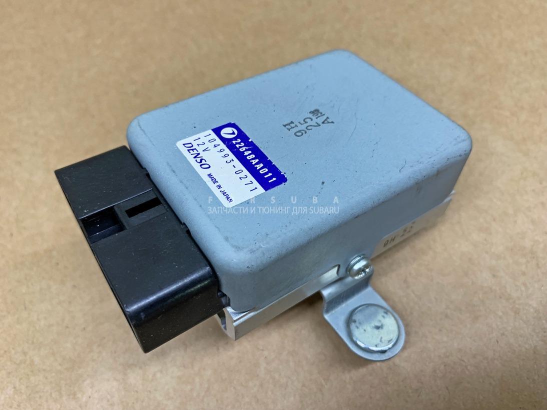 Блок управления топливным насосом Subaru Forester SG9 SG5 EJ255DGQLE 2006