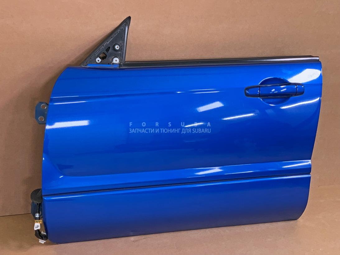 Дверь Subaru Forester SG5 EJ255DGQLE 2006 передняя левая