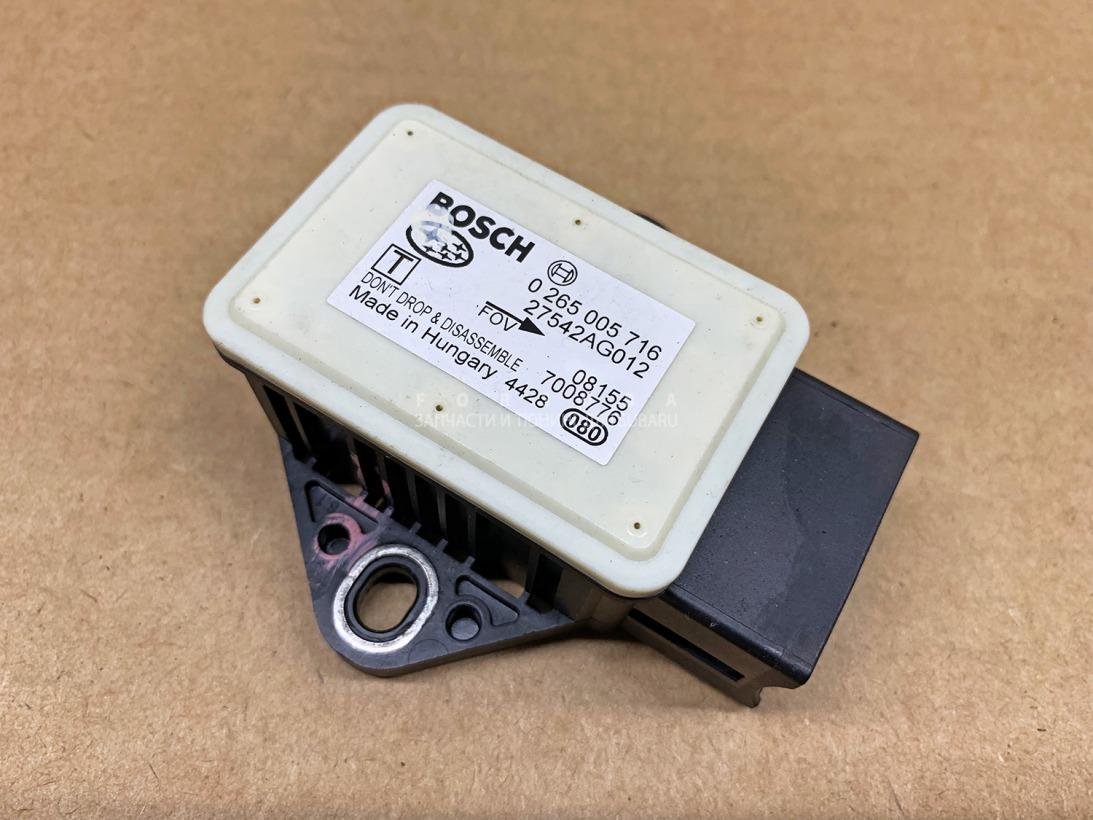 Датчик замедления Subaru Outback BPH EJ255HCFME 2008