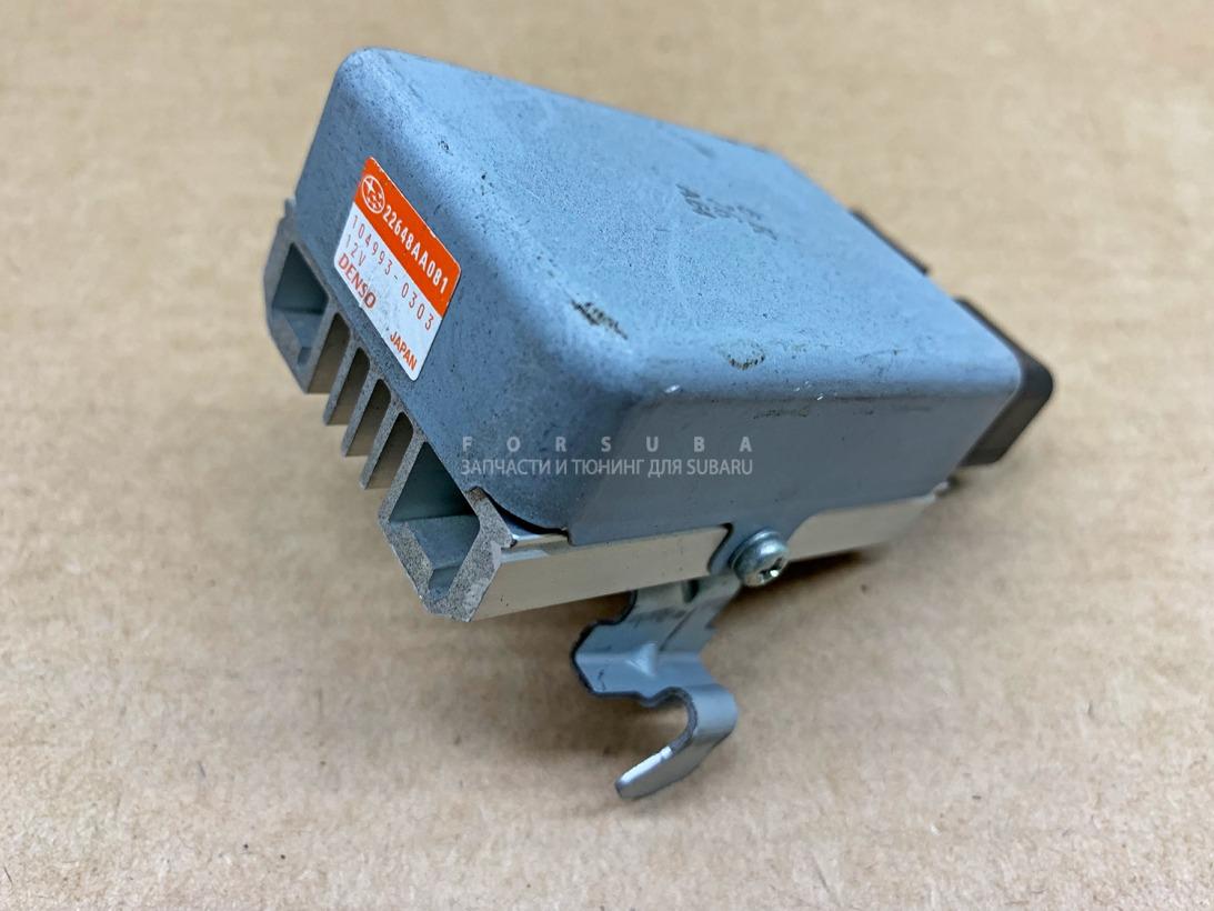 Блок управления топливным насосом Subaru Outback BPH BP9 BPE BP5 BL5 BL9 BLE EJ255HCFME 2008
