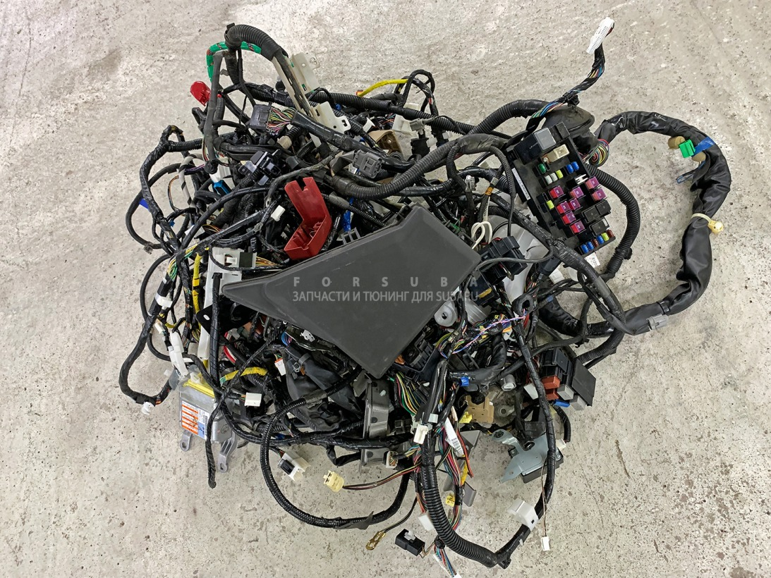 Электропроводка Subaru Outback BPH EJ255HCFME 2008