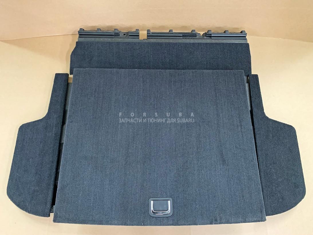 Пол багажника пластик Subaru Outback BPH EJ255HCFME 2008