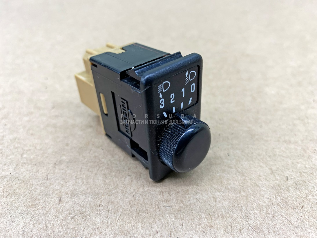 Кнопка корректора фар Subaru Impreza Wrx Sti GDB EJ207DW5CR 2003