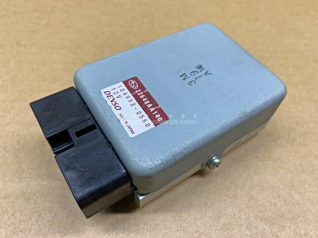 Блок управления топливным насосом Subaru Impreza Wrx GH2 GH3 GH6 GH7 GH8 GE3 GE6 GE7 GE8 EJ20XHP2ME 2010
