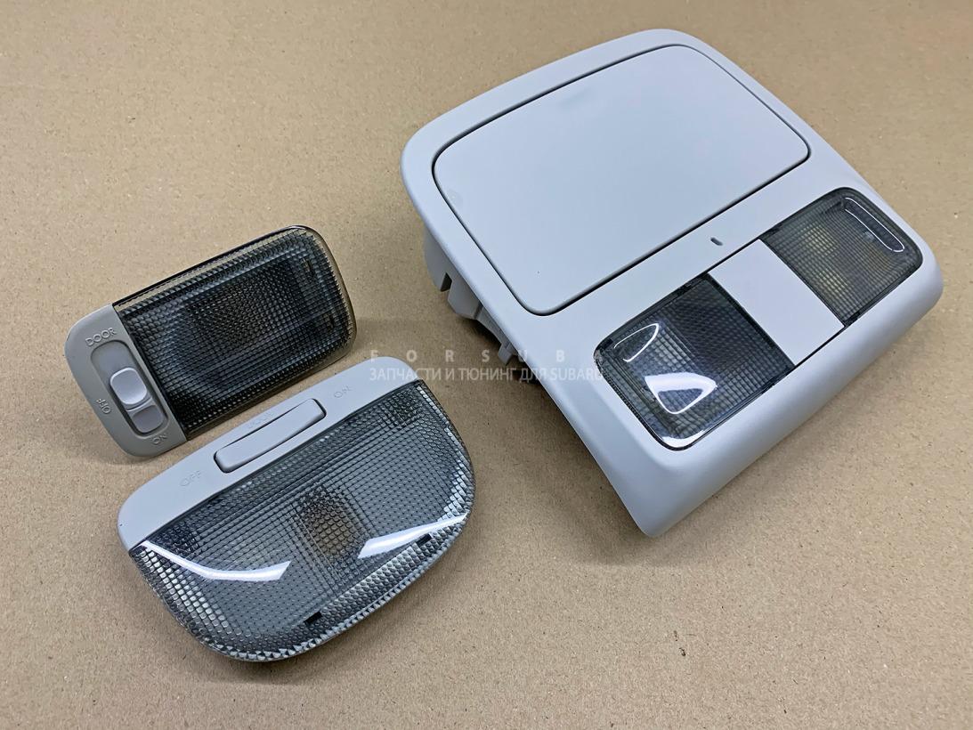Плафон освещения салона Subaru Forester SH5 EJ205HPZME 2008