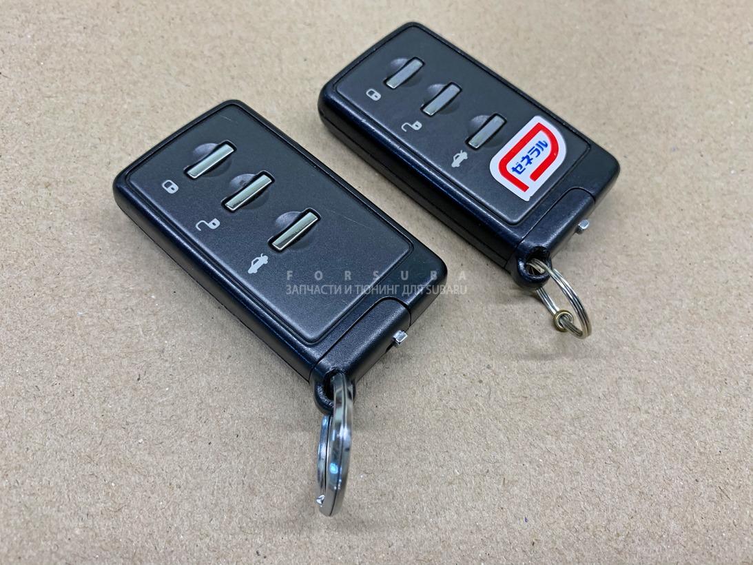 Ключ зажигания Subaru Impreza Wrx Sti GRB EJ207HG1LE 2008
