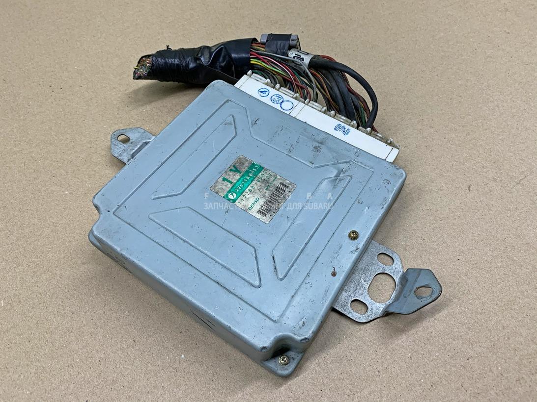 Блок управления efi Subaru Legacy BE5 EJ206 2001