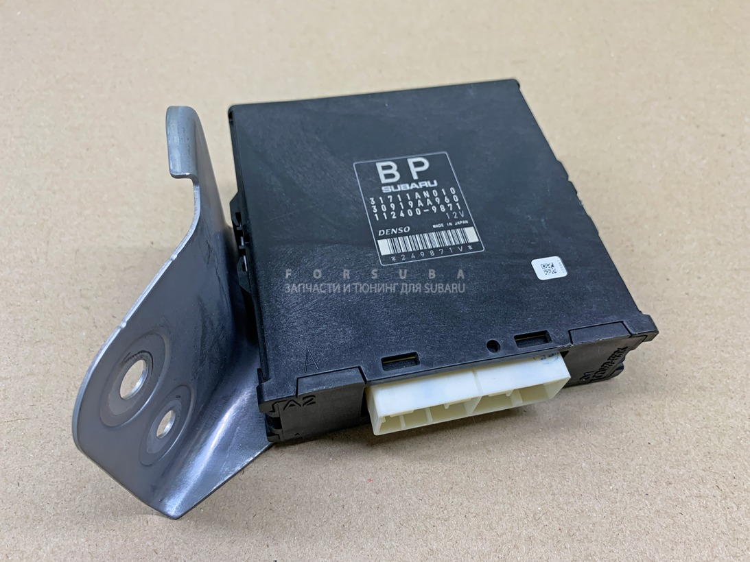 Блок управления акпп Subaru Outback BPH EJ255HCFME 2008
