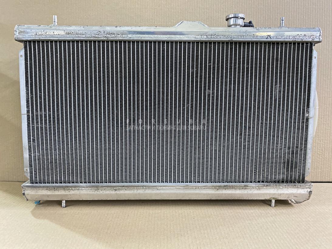 Радиатор двс Subaru Impreza Wrx Sti GDB GDA GGB GGA EJ207DW7CR 2004