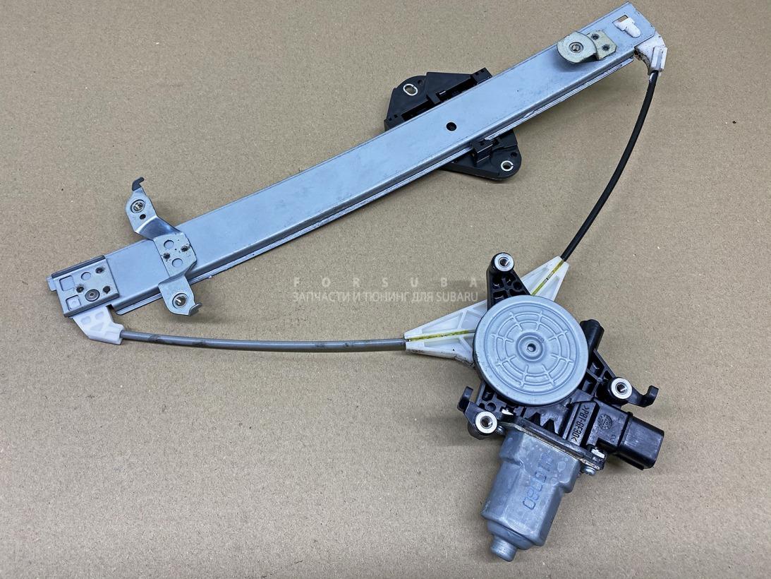Стеклоподъемник Subaru Forester SHJ SH5 SH9 FB20ASZNXA 2010 задний правый