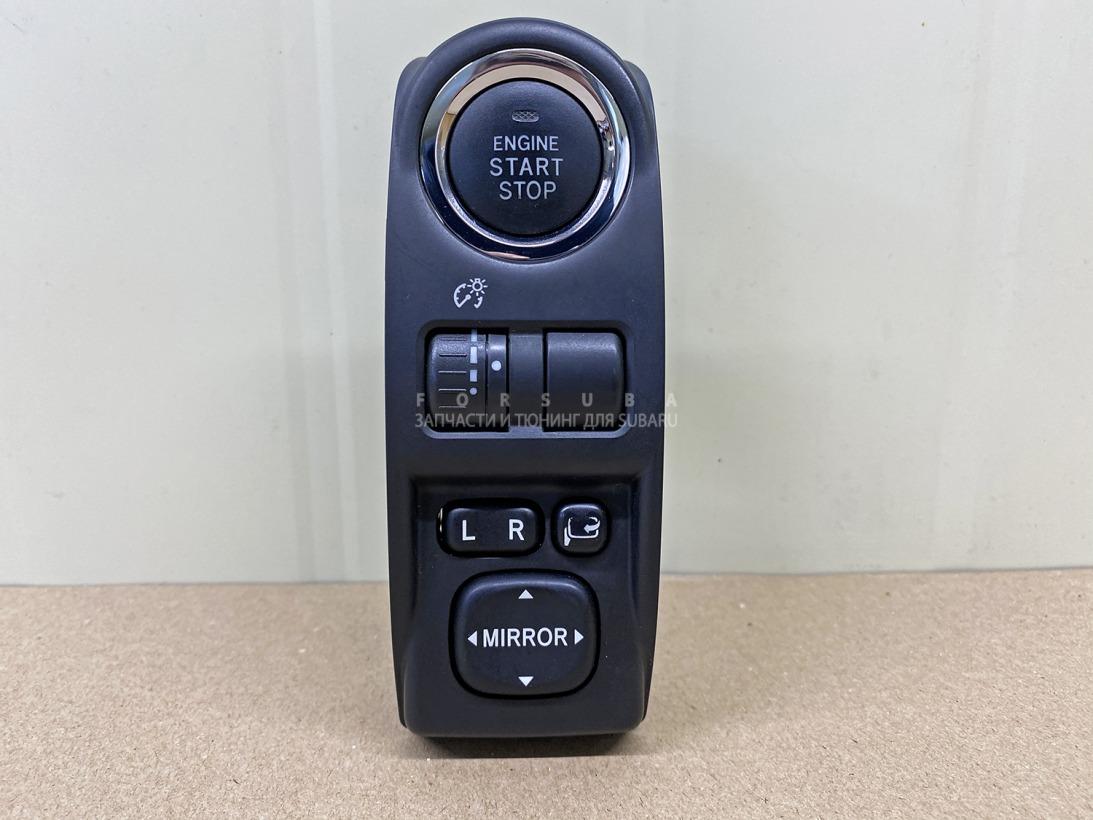 Блок управления зеркалами Subaru Forester SHJ FB20ASZNXA 2010