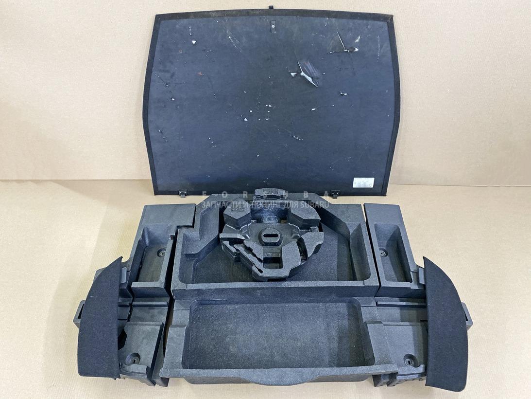 Пол багажника пластик Subaru Forester SHJ FB20ASZNXA 2010