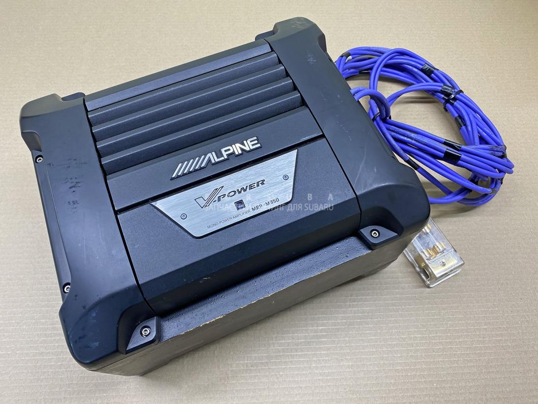 Сабвуфер Subaru Impreza Legacy Forester Exiga GD GG BL BP YA SH SJ GH GR GV GE SF SG EJ207DW7CR 2004