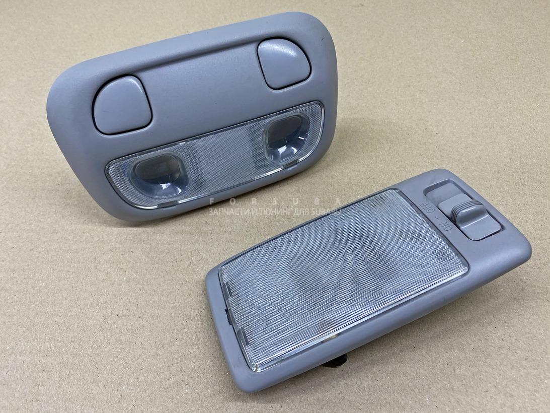 Плафон освещения салона Subaru Impreza Wrx Sti GDB EJ207DW7CR 2004