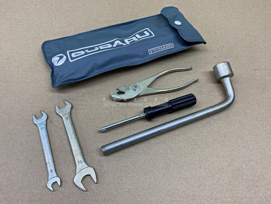 Набор инструментов Subaru Legacy BL5 BLE BL9 BP5 BP9 BPE BPH EJ20XHBEME 2007