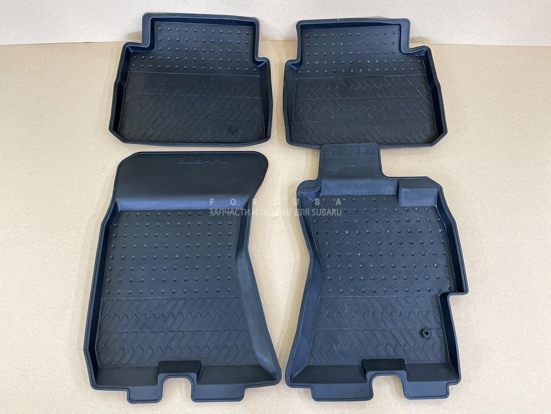 Коврики комплект Subaru Legacy Outback BP9 BPE BPH BP5 BL5 BLE BL9 EJ253JPDFE 2006