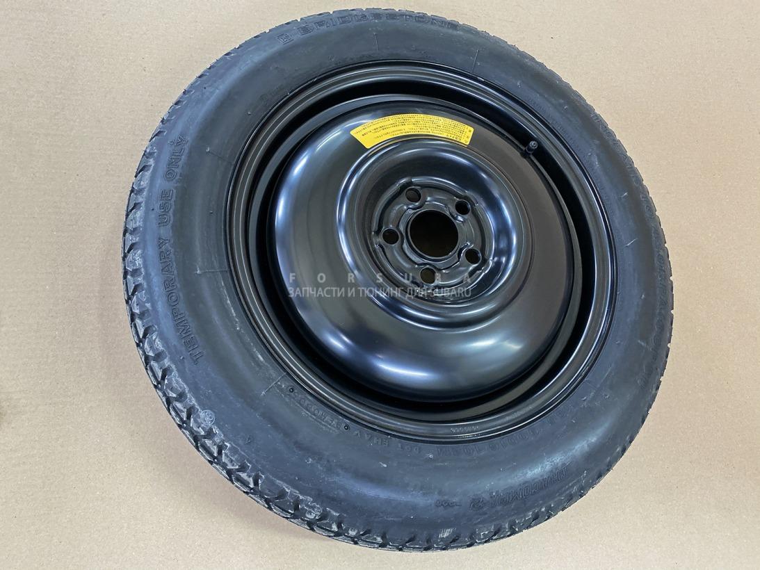 Запасное колесо Subaru Outback BP9 BPE BPH EJ253JPDFE 2006
