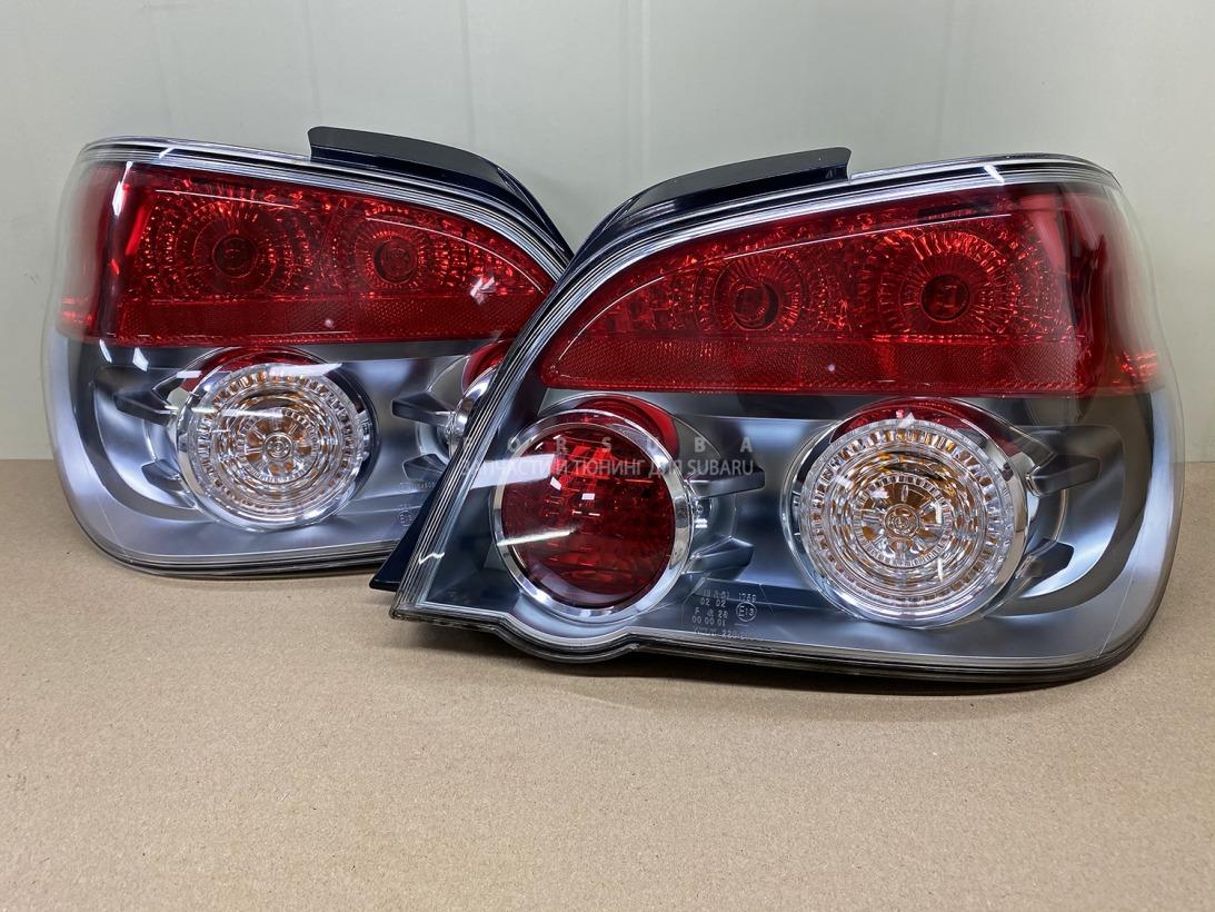 Стоп-сигнал Subaru Impreza Wrx GDA GDB EJ205DE8BE 2006 задний