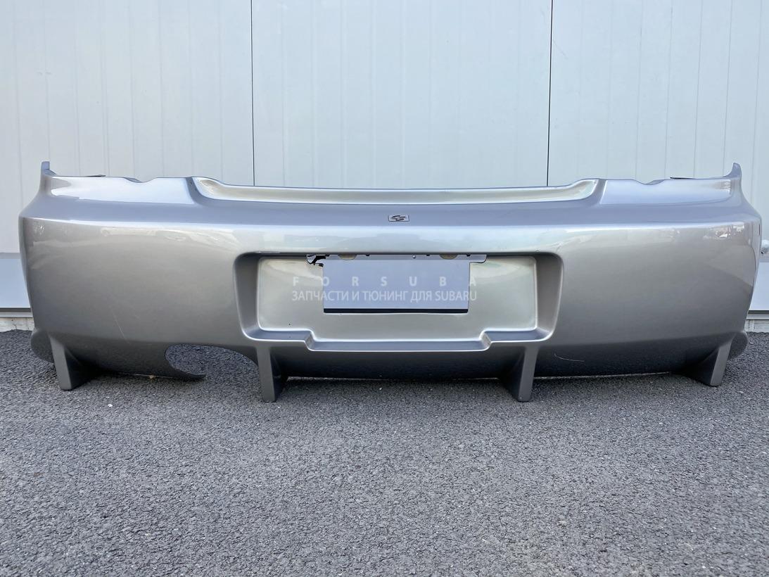 Бампер Subaru Impreza Wrx GDA GDB EJ205DE8BE 2006 задний