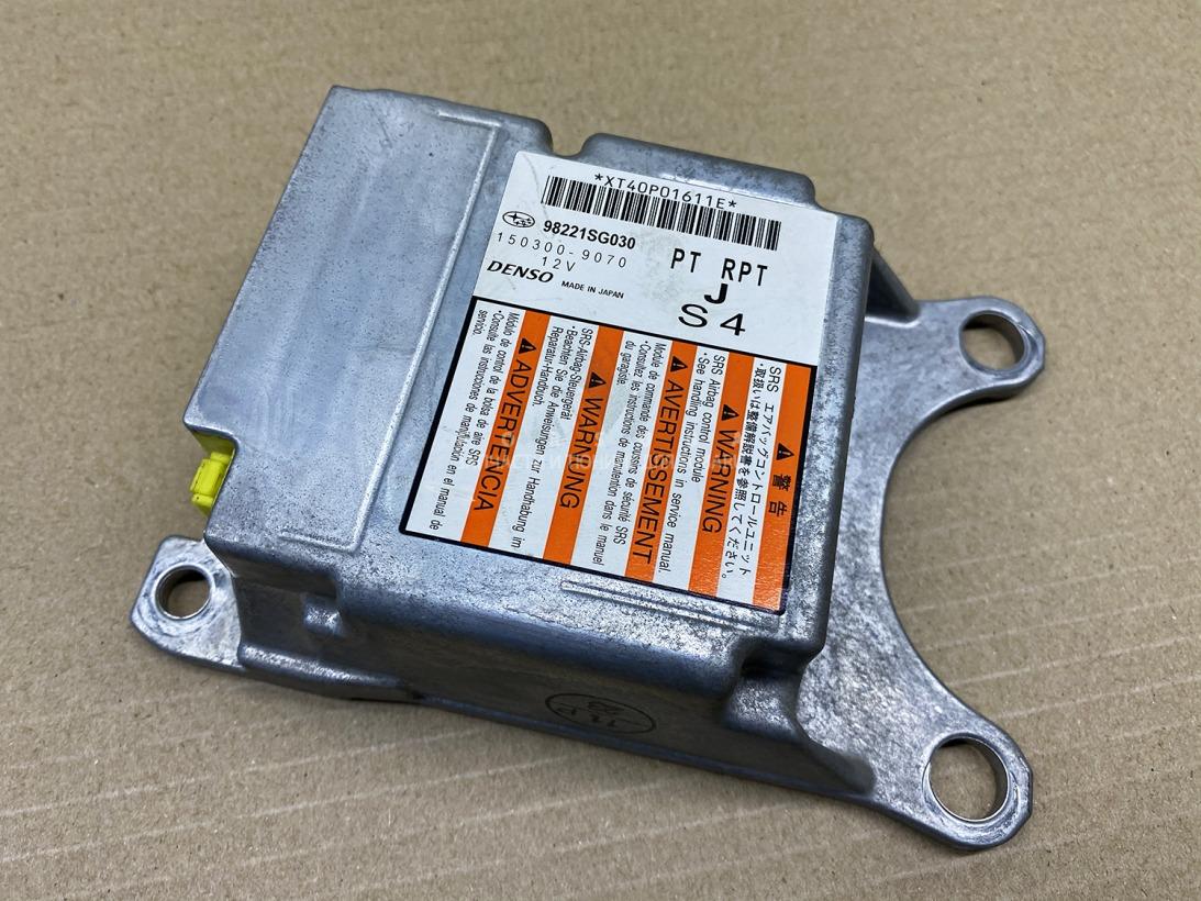 Блок управления srs Subaru Forester SJG FA20ESZHZA 2012