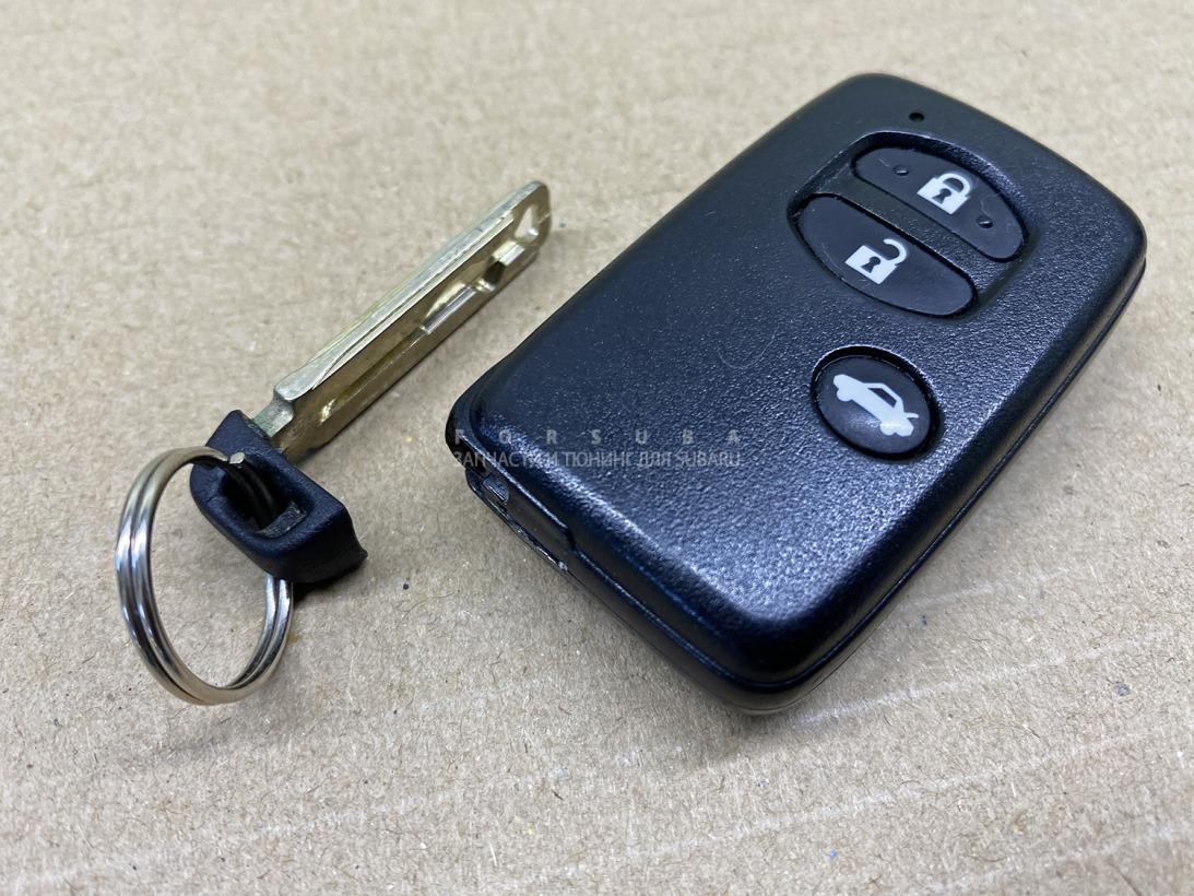 Ключ зажигания Subaru Forester SJG SJ5 FA20ESZHZA 2012