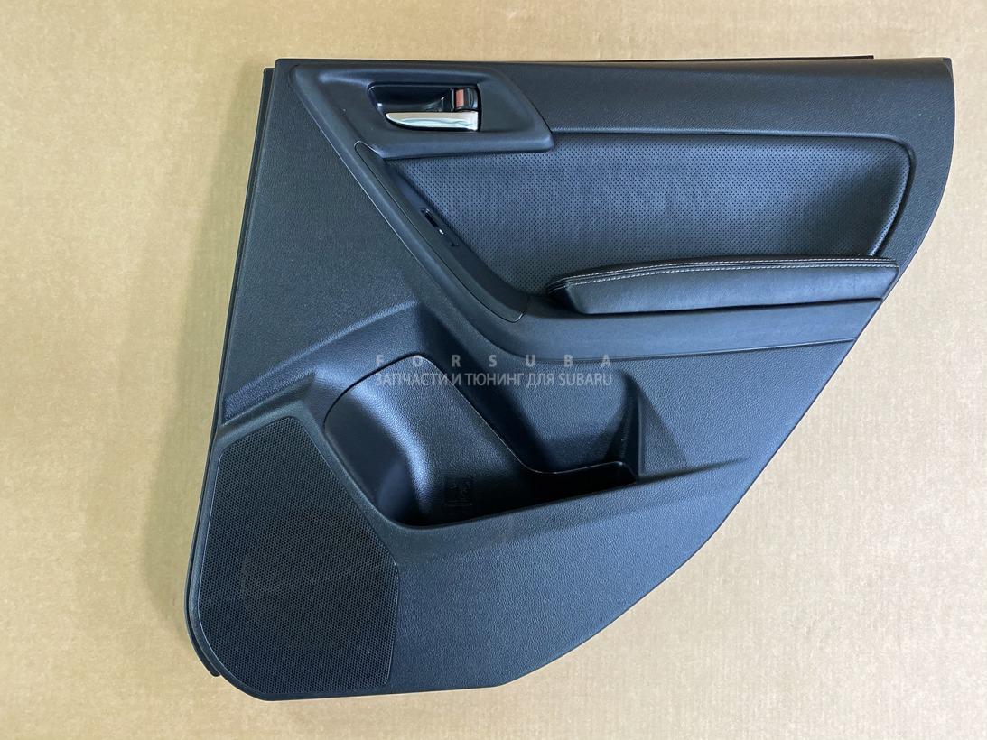 Обшивка двери Subaru Forester SJG FA20ESZHZA 2012 задняя правая