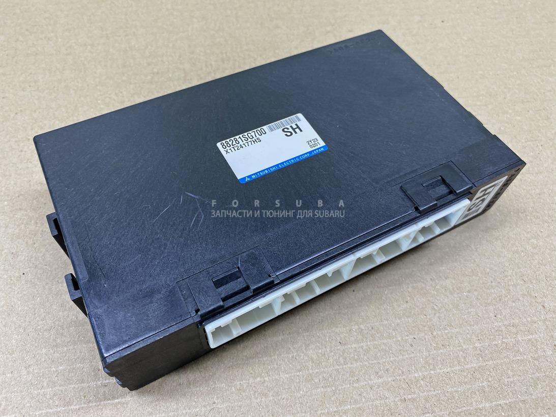 Блок управления акпп Subaru Forester SJG FA20ESZHZA 2012