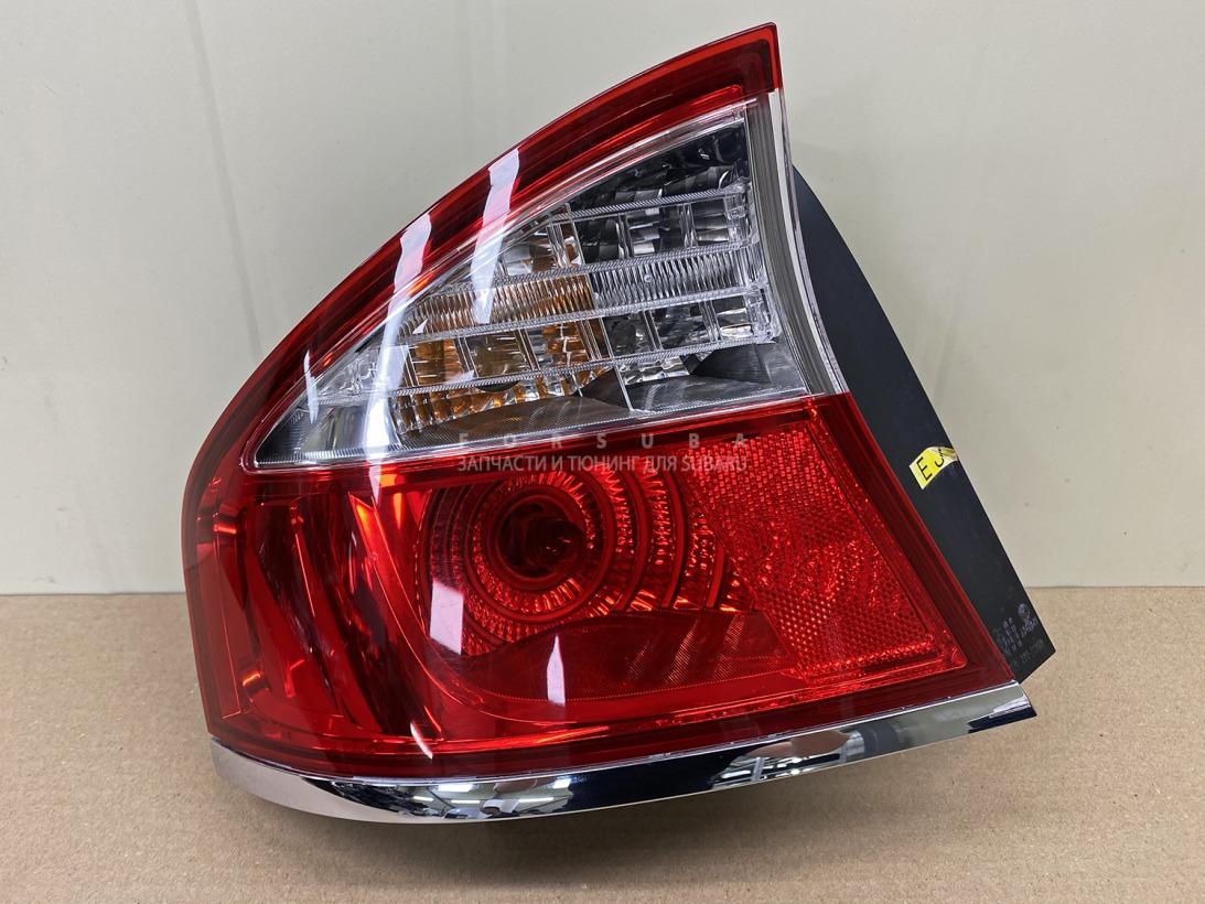 Стоп-сигнал Subaru Legacy BL5 BLE BL9 EJ20XHBEME 2007 задний левый