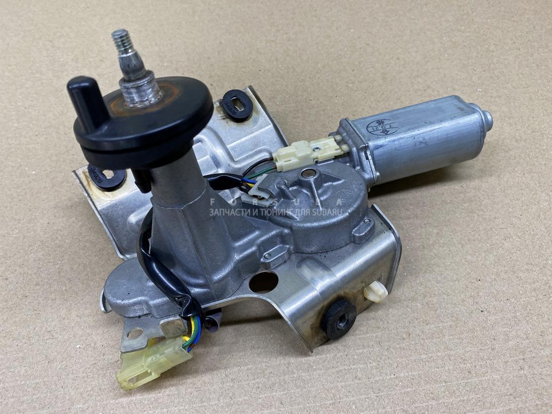Моторчик заднего дворника Subaru Legacy BL5 BLE BL9 EJ20XHBEME 2007 задний