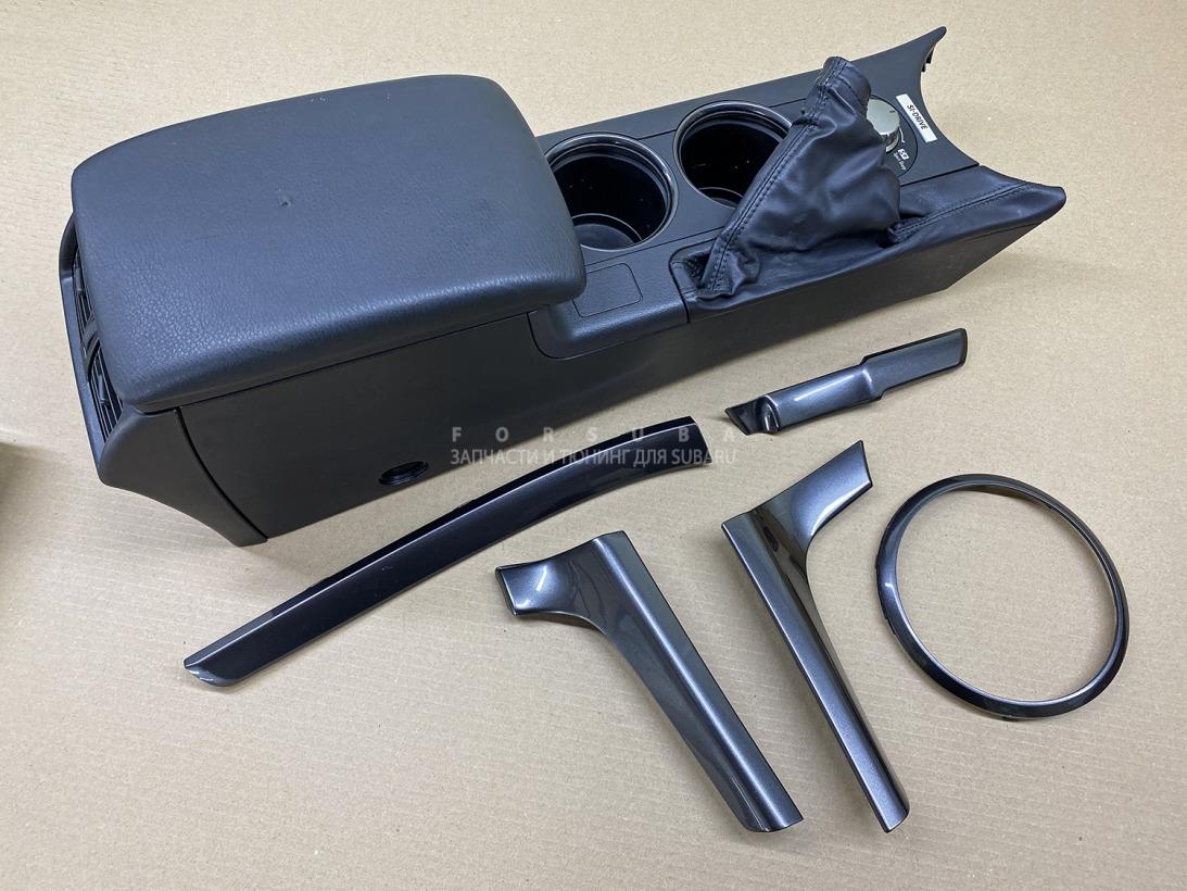 Пластик торпедо Subaru Legacy BL5 EJ20XHBEME 2007