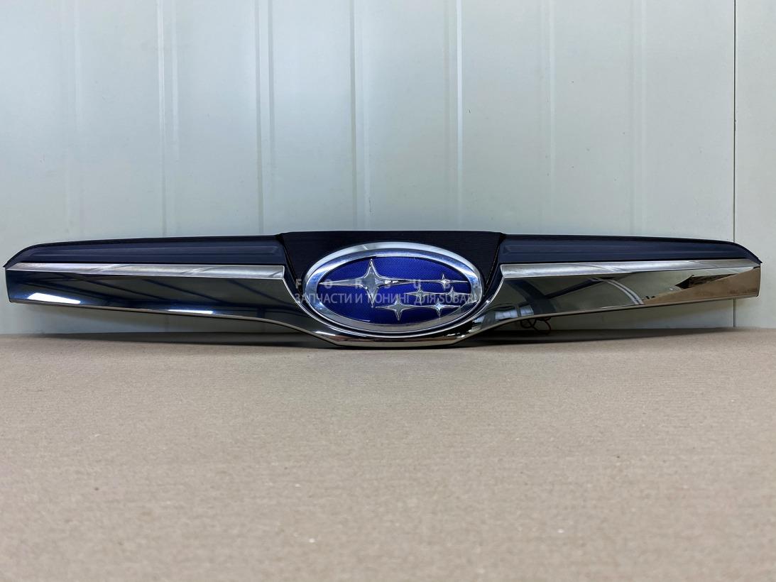 Решетка радиатора Subaru Forester SJG FA20ESZHZA 2012
