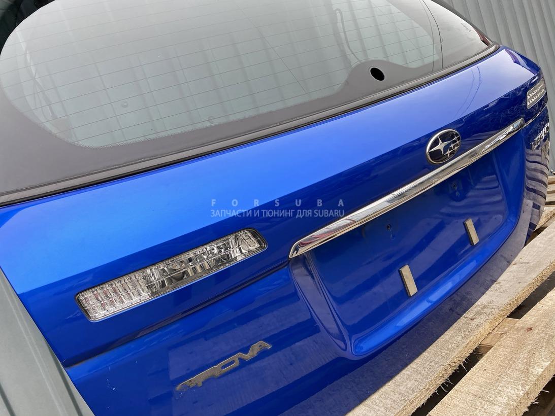 Вставка между стопов Subaru Legacy Wagon BP5 BPE BP9 EJ20XDKCJE 2005