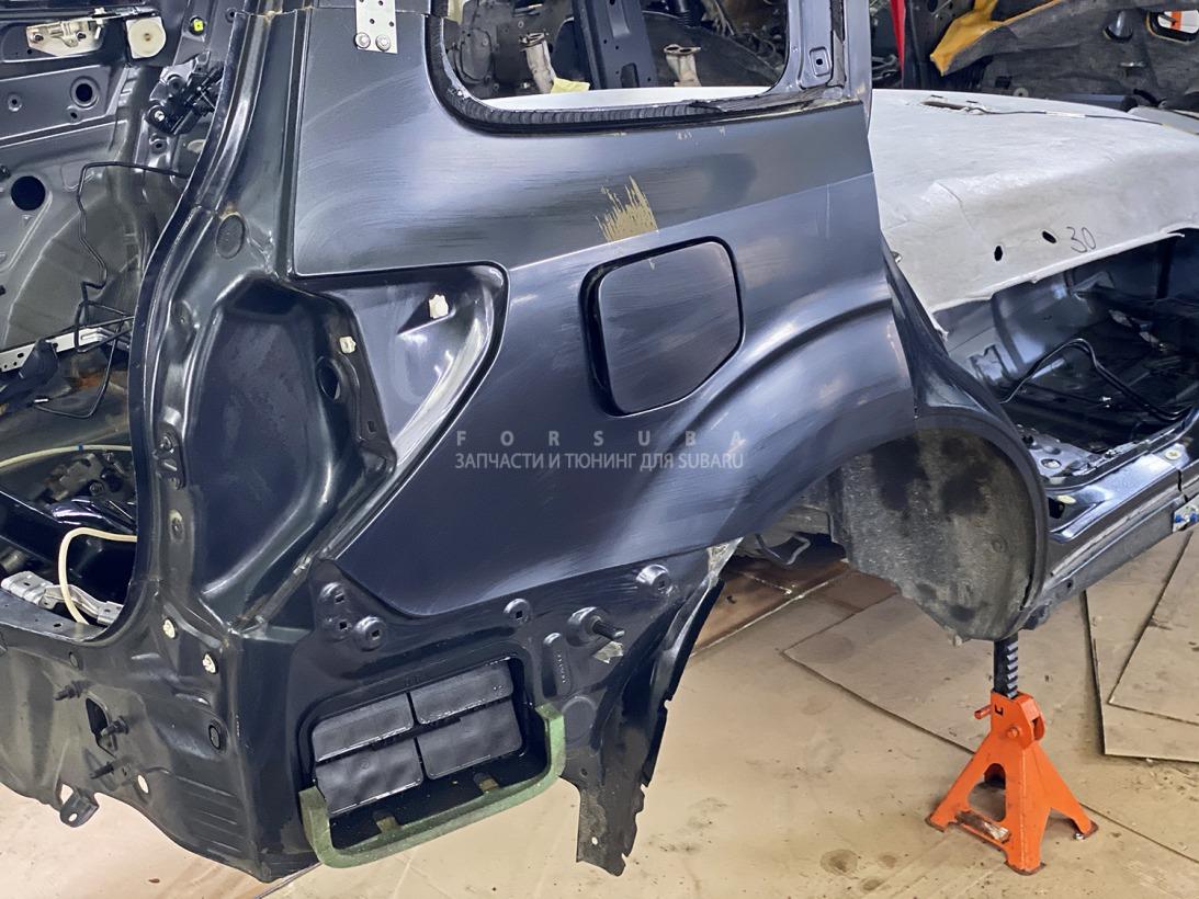 Крыло Subaru Forester SHJ SH5 SH9 FB20ASZNXA 2012 заднее правое