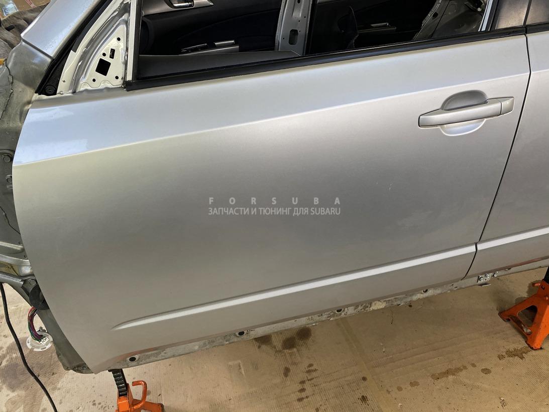Дверь Subaru Forester SHJ FB20ASZNXA 2011 передняя левая