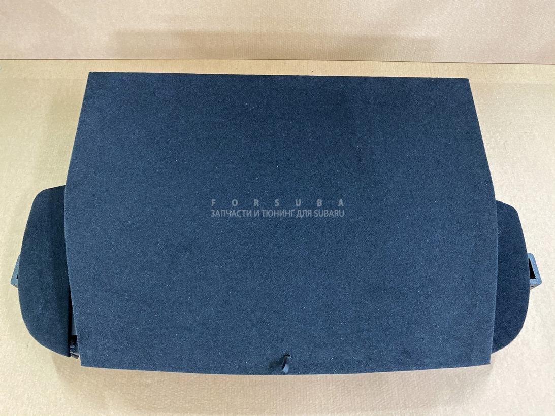 Пол багажника пластик Subaru Forester SHJ FB20ASZNXA 2012