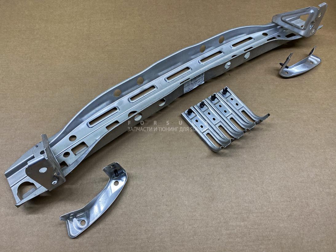 Жесткость бампера Subaru Outback BPH EJ255HCFME 2008 задний